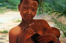 Maternidad Africana